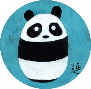 Baby Panda - circle - for logo 9 Jan 2014 1.0